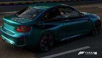 FM7 BMW M2 Rear