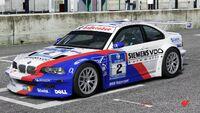 FM4 BMW 2 M3-GTR