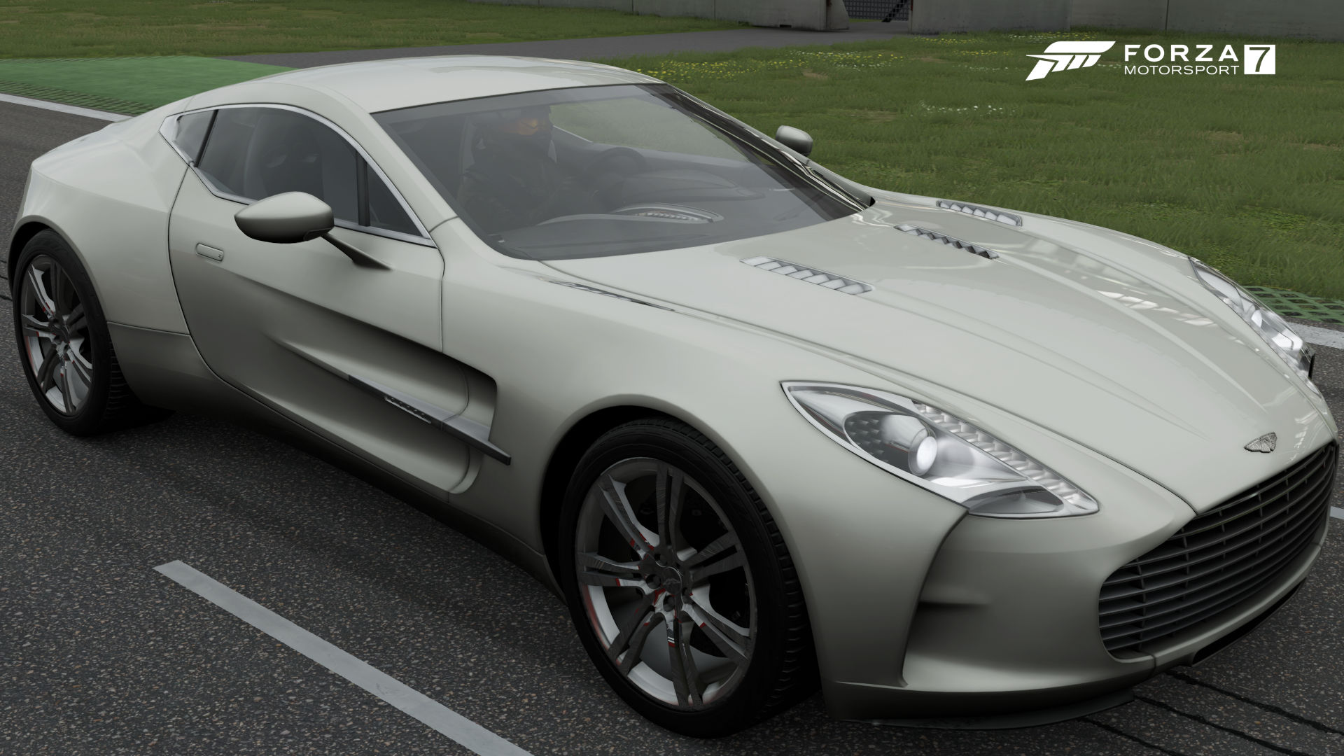 Aston Martin One 77 Forza Motorsport Wiki Fandom Powered By Wikia