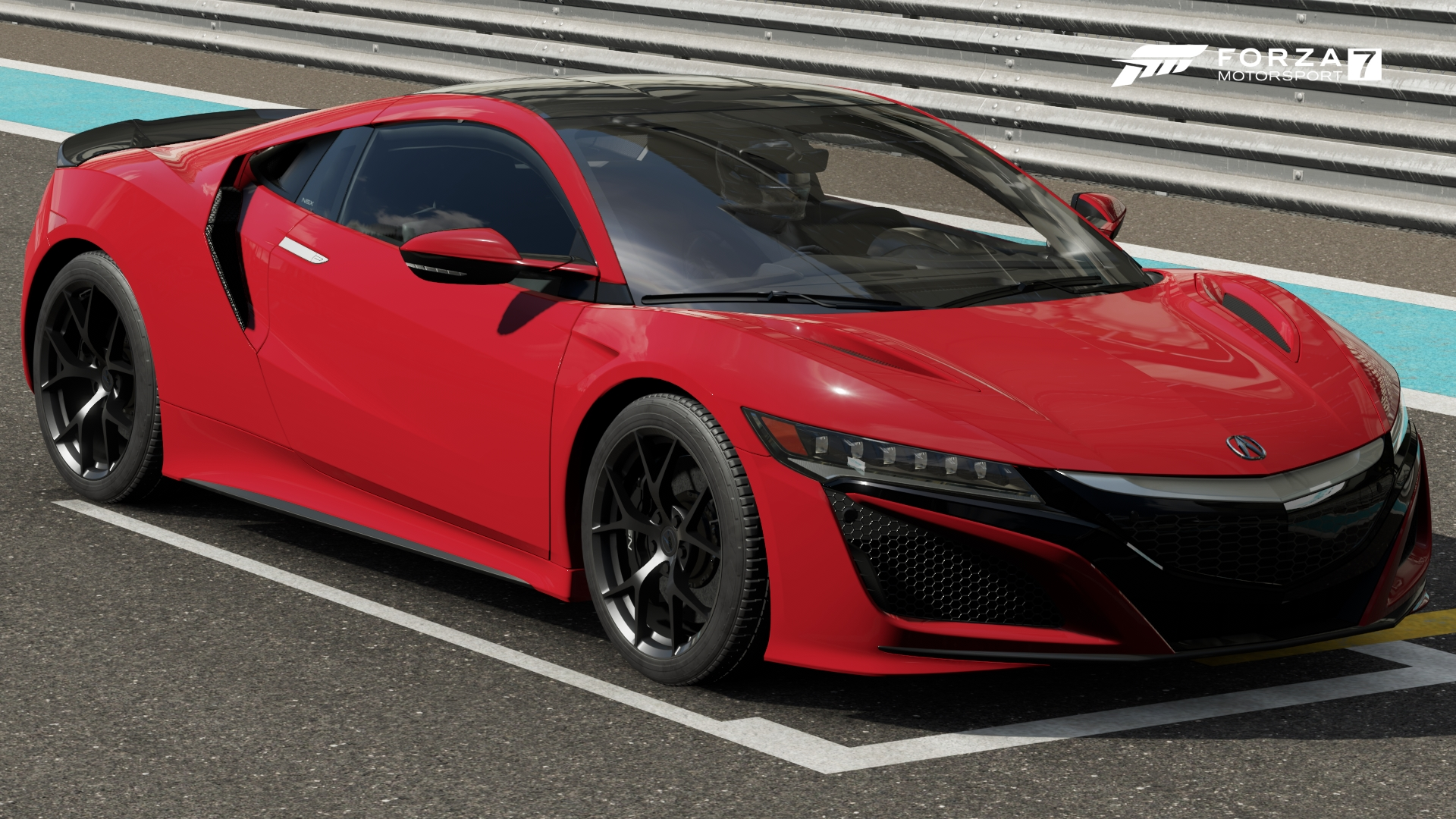 Acura NSX (2017) | Forza Motorsport Wiki | FANDOM powered ...