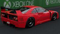 FM7 Ferrari F40 C Rear