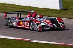 2008 2 Audi Sport North America R10 TDI