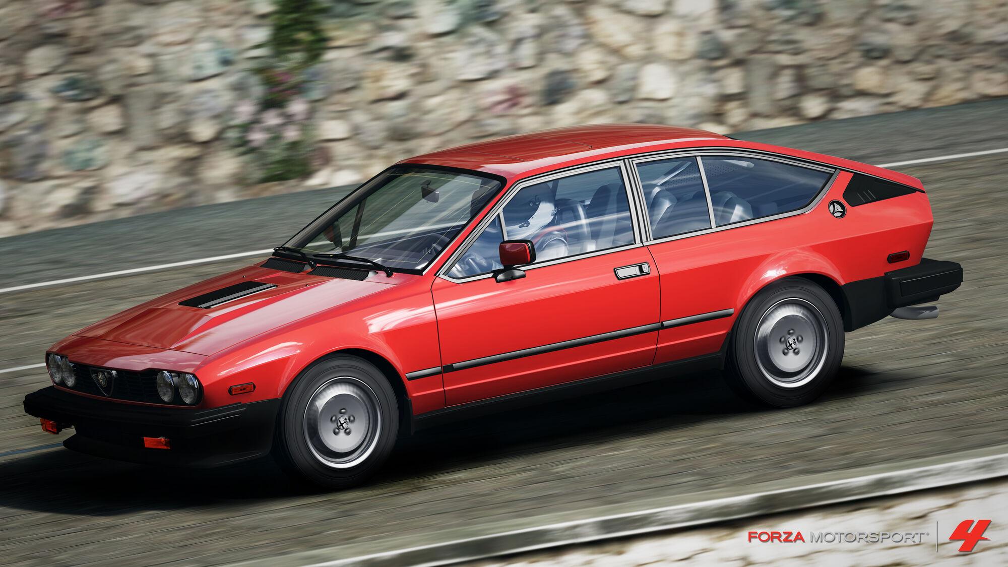 Image Alfa Romeo GTV 6 Forza Motorsport 4 Wiki