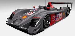 2 Audi Sport North America R8