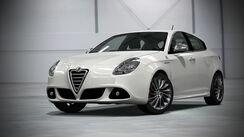 2011 Alfa Romeo Giukietta Quadrifoglio