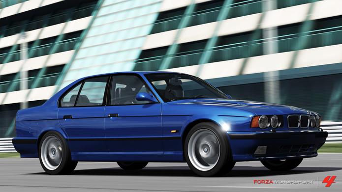 1995 M5 | Forza Motorsport 4 Wiki | FANDOM powered by Wikia