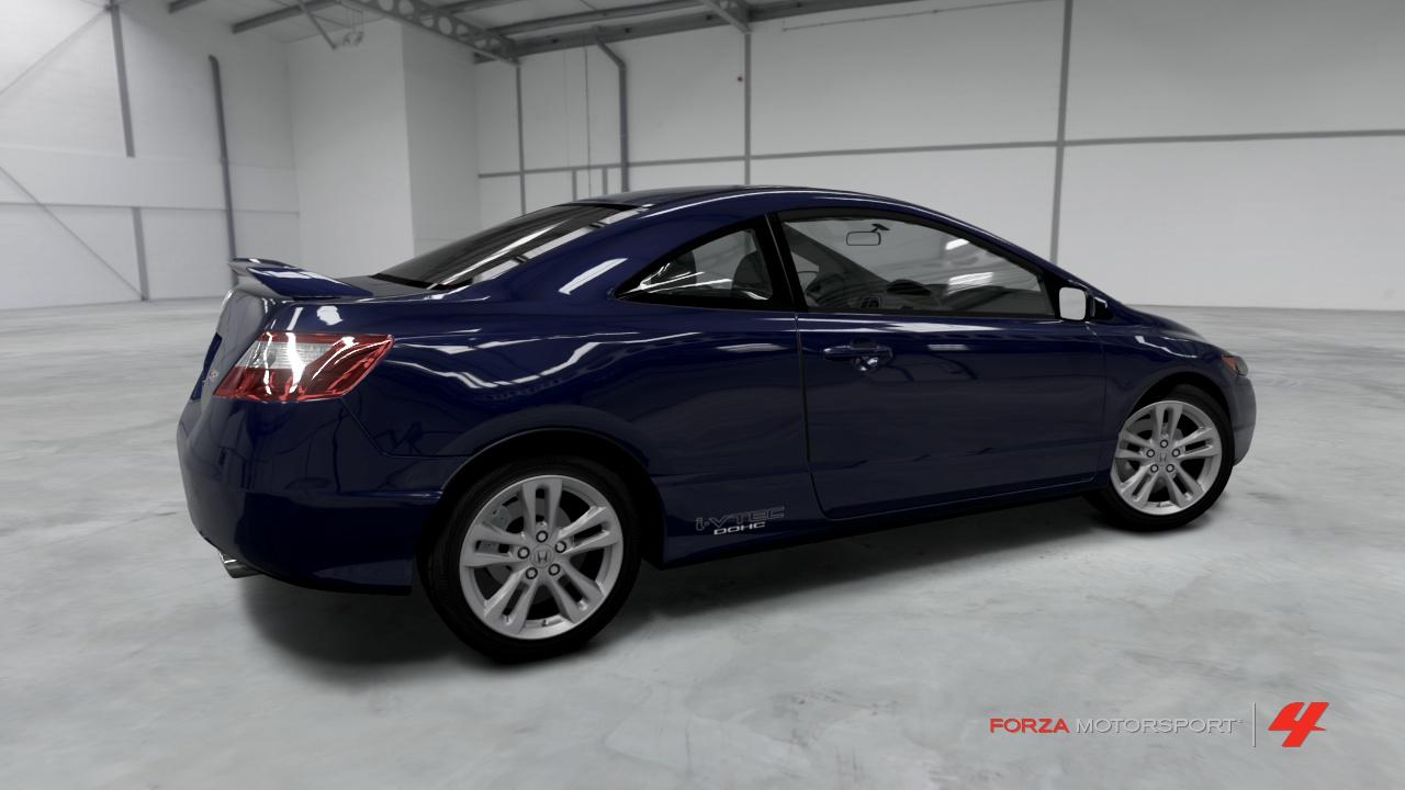 Elegant Civic Si Coupe. 2006civicsi. Honda