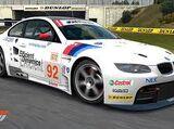 2009 92 Rahal Letterman Racing M3 GT2