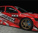 2006 HKS Time Attack Evolution CT230R