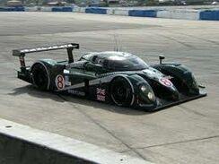 2003 7 Team Bentley Speed 8