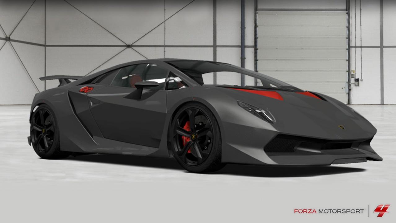 Sesto Elemento. Sesto Elemento. Lamborghini