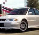 1999 Lancer Evolution VI GSR