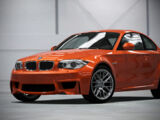 2011 1 Series M Coupe