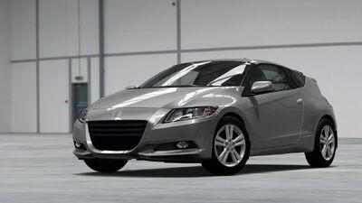 Honda CR-Z EX - Target