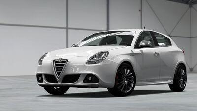 Alfa Romeo Giulietta Quadrifoglio Verde - Gamestop