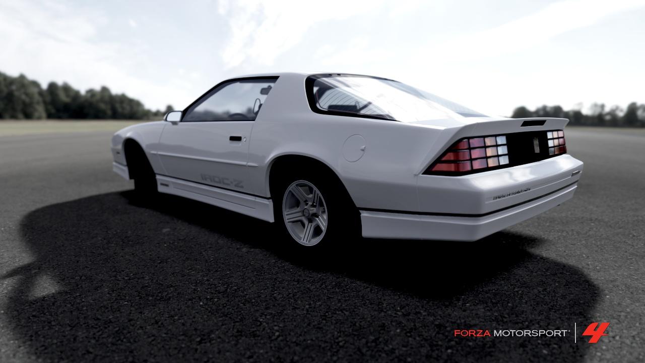 1990 Camaro IROC-Z | Forza Motorsport 4 Wiki | FANDOM