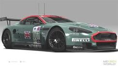 -007 Aston Martin Racing DBR9