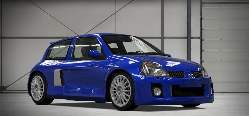 2003 sport clio v6 forza motorsport 4 wiki fandom powered by wikia. Black Bedroom Furniture Sets. Home Design Ideas