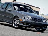 2004 C32 AMG