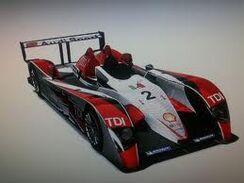 2011 4 Forza Motorsport R10 TDI