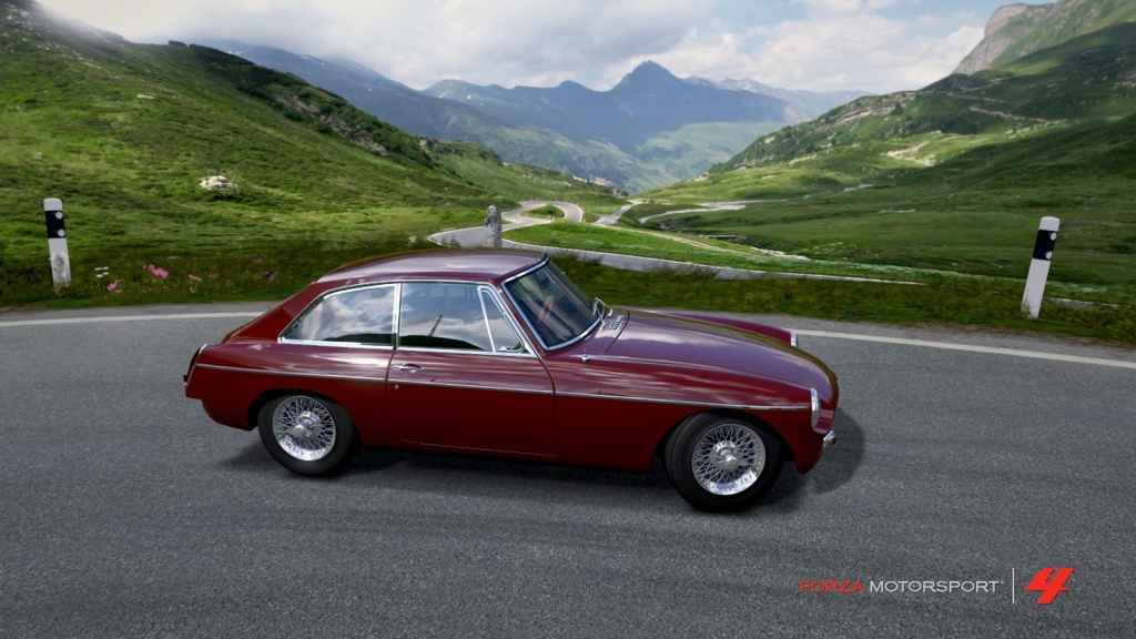 1966 MGB GT | Forza Motorsport 4 Wiki | FANDOM powered by Wikia