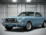 1965 Mustang GT Coupe