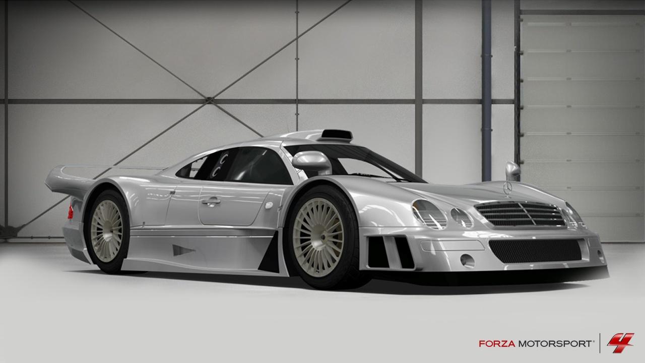 1998 AMG Mercedes CLK GTR | Forza Motorsport 4 Wiki ...