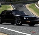 1987 Regal GNX
