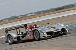 2 Audi Sport Team Joest R15 TDI