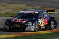 02 Audi A4 Touring Car