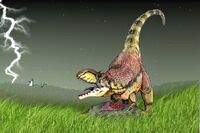 Rajasaurus DB