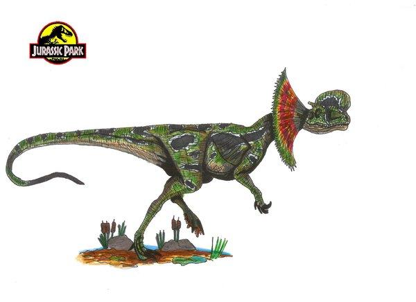 Dilophosaurus (Jurassic Park)