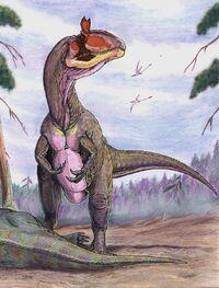 CryolophosaurusDB