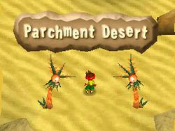 Parchment Desert