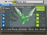 Nycto Ace Rank 20 FFC