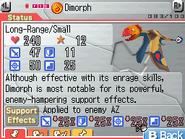 Dimorph Max Stats FF