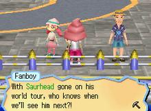 Saurhead