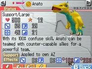 Anato Max Stats FF