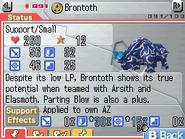 Brontoth Max Stats FF