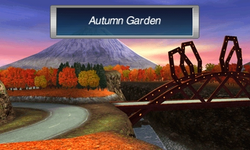 Autumn Garden FFF