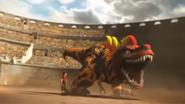 T-Rex (TV Commercial)