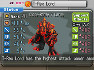 T-Rex Lord Rank 20 FFC