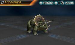 Triceratops FFF
