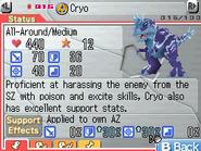 Cryo Max Stats FF