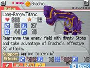 Brachio Max Stats FF