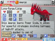 Amargo Max Stats FF