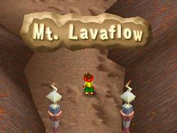 Mt Lavaflow