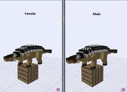 Ankylosaurus (new)