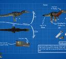 Troodon pectinodon