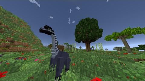 MC Modded Attack of The S-Team 2 6 - Brachiosaurus!